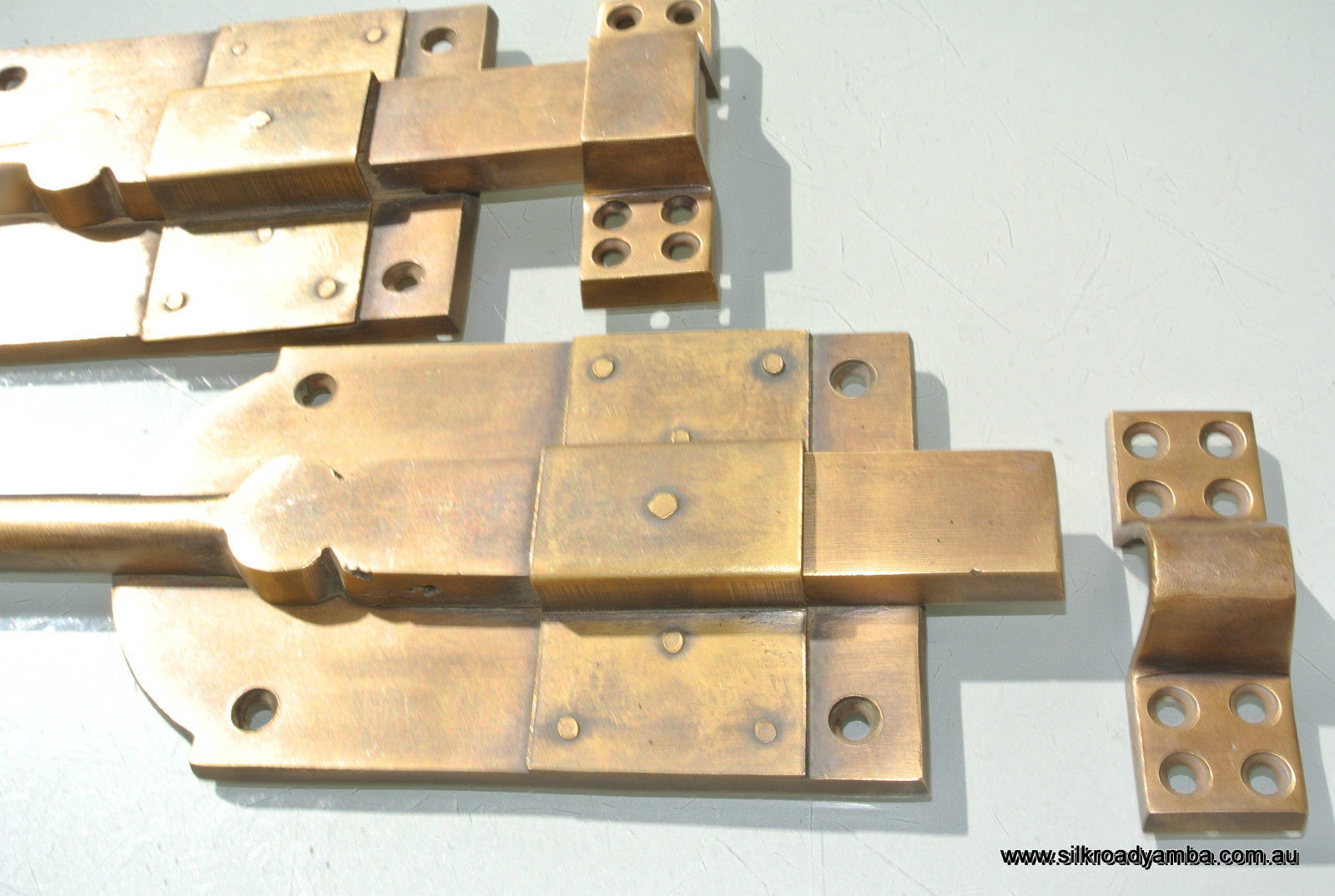 2 Bolts French Doors Furniture Heavy Slide Solid Heavy