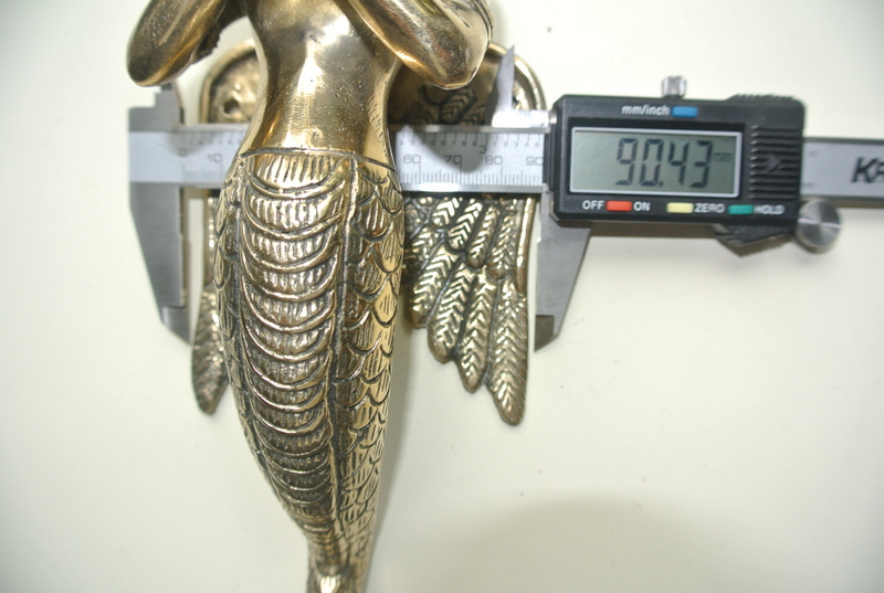 Stunning Praying Angel Wings Dewi 32 Cm Polished Solid